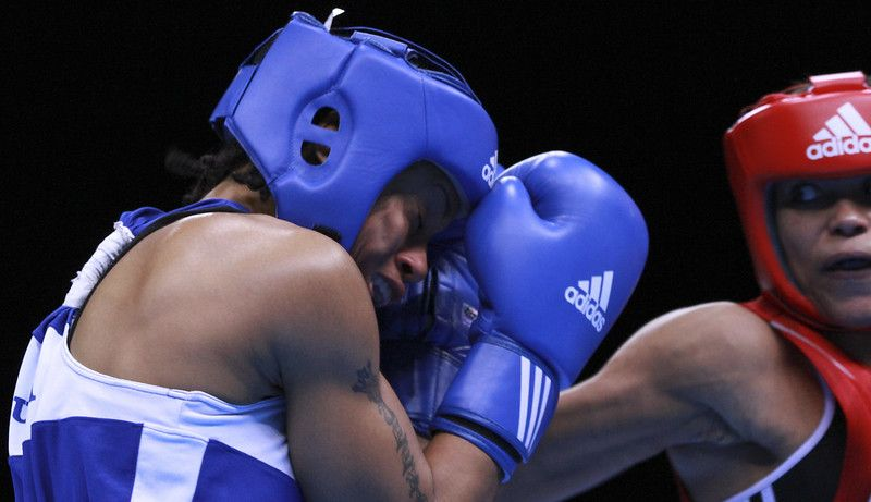 2 fighters in the ring: Kickboxing or Boxing for Self Defence