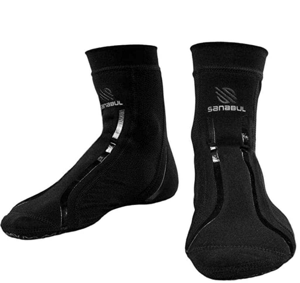 sanabul kickboxing socks: best kickboxing socks