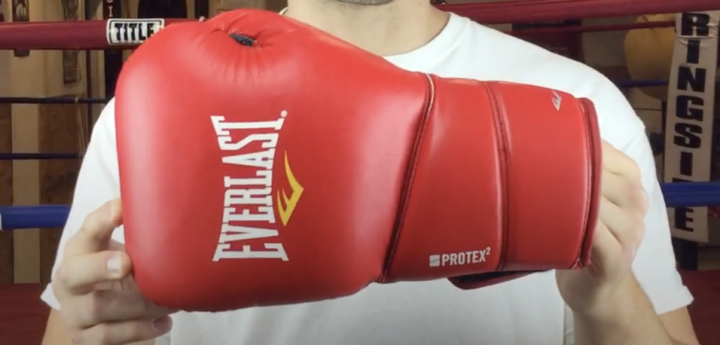 red everlast elite protex 2 training gloves review